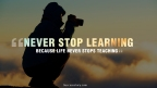 Learning Series – Foreword